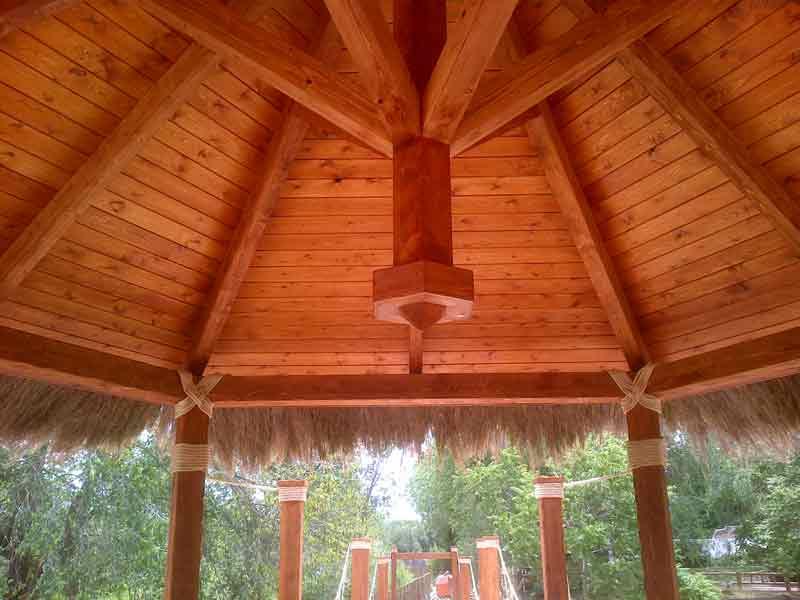 pergolas de madera valladolid
